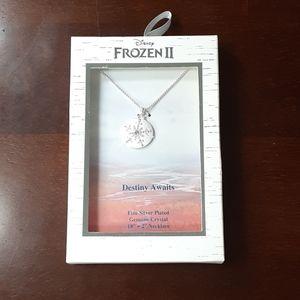Disney's Frozen II Necklace